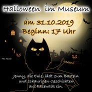 Halloween im Museum