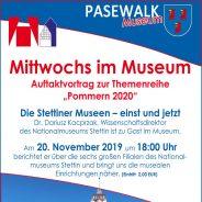 Vortrag: Stettiner Museen